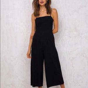 Princess Polly ROAD TO NASHVILLE TIE BACK JUMPSUIT